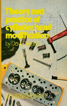 Theory and Practice of Cylinder Head Modification (The MRP speedsport series) (Paperback) by David Vizzard (9780851130668)