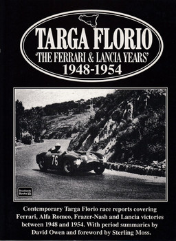 Targa Florio - The Ferrari and Lancia Years 1948 - 1954 (Brooklands Books) (9781855204980)