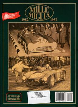 Mille Miglia The Ferrari & Mercedes Years 1952 - 1957 (Brooklands Books) (9781855204683)