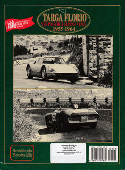 Targa Florio The Porsche and Ferrari Years 1955 - 1964 (Brooklands Books) (9781855204874)