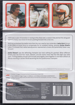 Formula One 970 The Official Review of the FIA Formula One World Championship DVD (5017559037703)