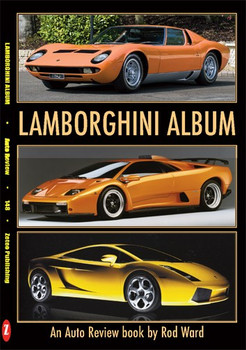 Lamborghini Album An Auto Review Book by Rod Ward (Auto Review No. 148) (9781854821478)