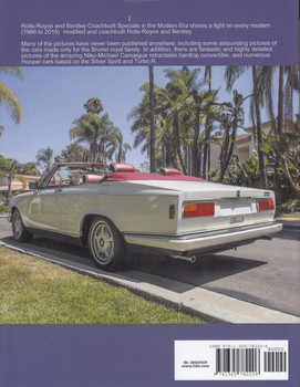 Rolls-Royce and Bentley Coachbuilt Specials in the Modern Era (Richard Vaughan) (9781365782206)