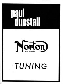 Norton Tuning (Paul Dunstall)