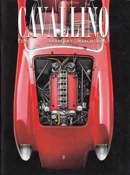Cavallino The Journal Of Ferrari History Number 229 Feb 2019 / Mar 2019