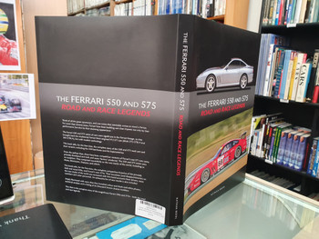 Ferrari 550 And 575 Road And Race Legends (Nathan Beehl, Limited to 1200 copies)