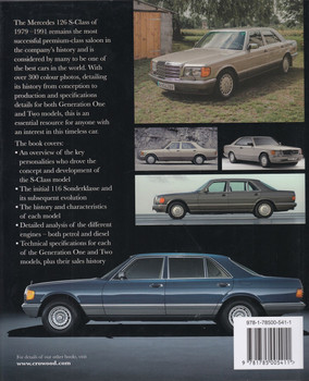 Mercedes-Benz W126 S-Class 1979 - 1991 (Nik Greene) (9781785005411)