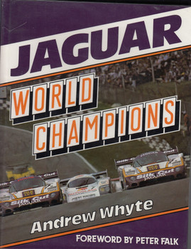 Jaguar World Champions (1988 by Andrew Whyte) (9780854296705)