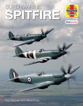 Supermarine Spitfire 1936 onwards (Haynes Icons) (9781785215742)