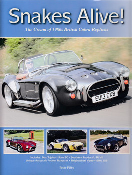 Snakes Alive! The Cream of 1980s British Cobra Replicas (9780954572938)