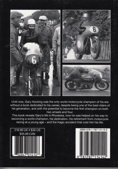 'Sox' - Gary Hocking – the forgotten World Motorcycle Champion (Roger Hughes )