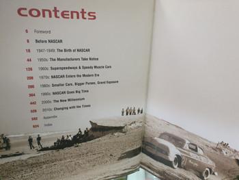 NASCAR - The Complete History (Greg Fielden) (9781680229899)