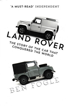 Land Rover - The Story Of The Car That Conquered The World (9780008194253) (9780008194253)