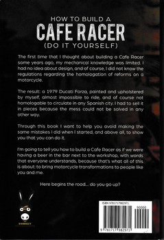 How to Build a Cafe Racer - Do It Yourself (Rafael Moreno Chacon)