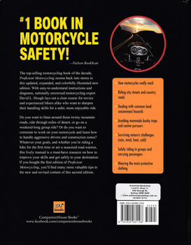 Proficient Motorcycling - The Ultimate Guide to Riding Well (David L. Hough) (9781620081198)