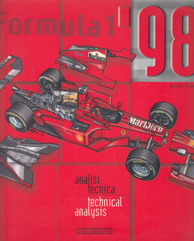 Formula 1 Technical Analysis 1998 (Giorgio Piola) (9788879112000)
