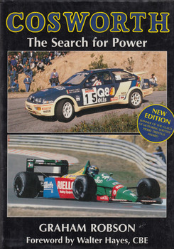 Cosworth The Search for Power (Graham Robson, 1990 and 1991) (9781852604110)