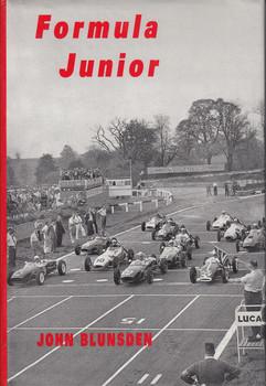 Formula Junior (John Blunsden, 1999) (9780953072156)