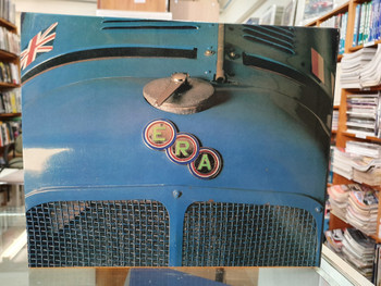E. R. A. History of English Racing Automobiles Ltd, 1934-78 (Hardcover, 1980, 1st ED David Weguelin) (9780904568240)