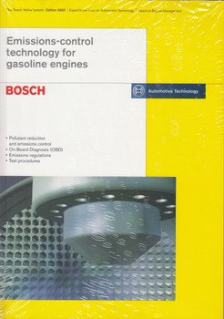 Emissions Control Technology for Gasoline Engines: Bosch Technical Instruction (9780837604745)