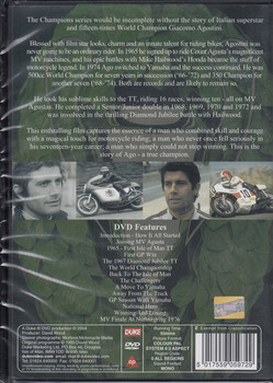 Champion Agostini - Profile of a Legend DVD (5017559059729)