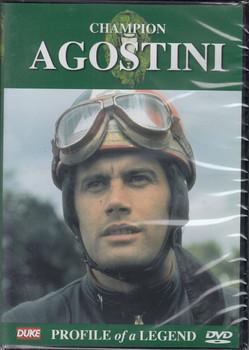 Champion Agostini - Profile of a Legend DVD (5017559059729)