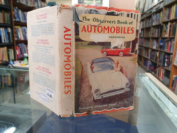 The Observer's Book of Automobiles (L.A. Manwaring, 1960)