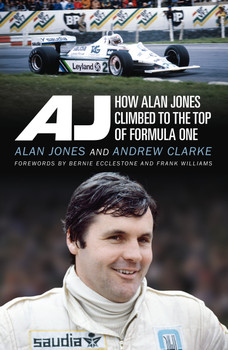AJ How Alan Jones Climbed to the Top of Formula One (9780143783831)