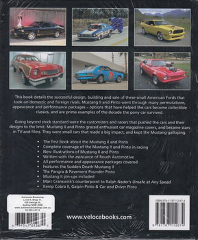 Ford Mustang II & Pinto 1970 to 80 (Marc Cranswick, 9781787112674)