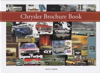 Chrysler Brochure Book (Gavin Farmer, Hardcover, 9780980522990)