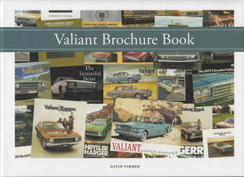 Valiant Brochure Book (Gavin Farmer, Hardcover, 9780980522983)