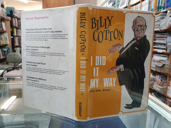 I Did it My Way (Billy Cotton, 1970) (9780245599415)