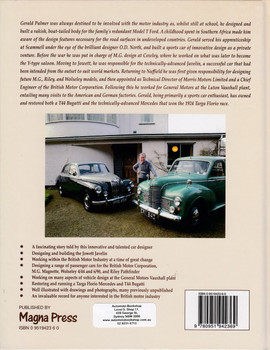 Auto-Architect - The Autobiography of Gerald Palmer (by Gerald Palmer)