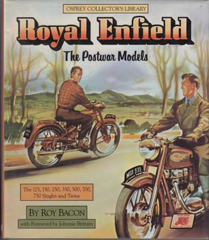 Royal Enfield The Postwar Models (Roy Bacon) (9780850454598)