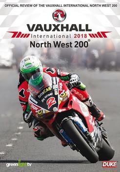 Northwest 200 Vauxhall international 2018 DVD (5017559131197)