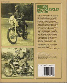 British Motorcycles Since 1950 Volume 2 (9780850595666)