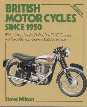 British Motorcycles Since 1950 Volume 2 (9780850595666)