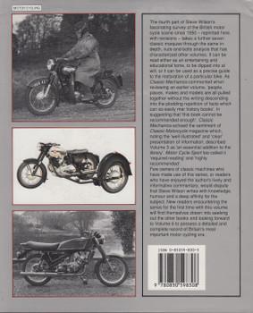 British Motor Cycles Since 1950 Volume 4 (Steve Wilson) (9780850598308) (view)