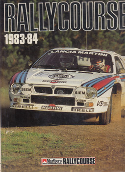 Rallycourse Annual 1983-1984 (9780905138275)