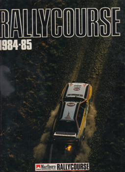 Rallycourse Annual 1984-1985 (9780905138343)