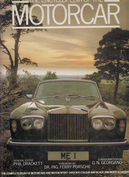 The Encyclopedia Of The Motorcar