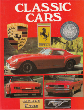 Classic Cars (Text by Roger Hicks) (9780862834166)