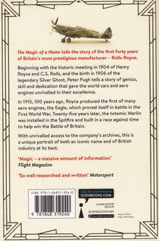 Rolls-Royce The Magic Of A Name (Paperback) (9781848319240)