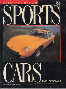 Great Australian Sports Cars And Specials (Mike McCarthy)