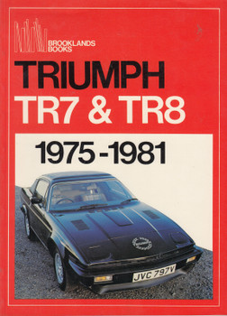 Triumph TR7 & TR8 1975-1981 Road Tests