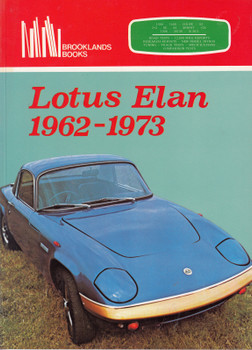 Lotus Elan 1962-1973 Road Tests (B00LHGTO62)