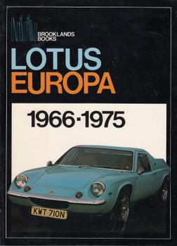 Lotus Europa 1966-1975 Road Tests (9780907073192)