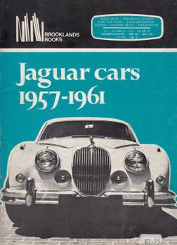 Jaguar Cars 1957-1961 Road Tests (090658924x)