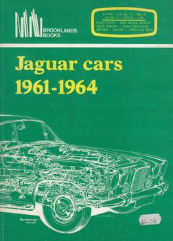 - Jaguar Cars 1964-1968 Road Tests ( B00426FZFI)