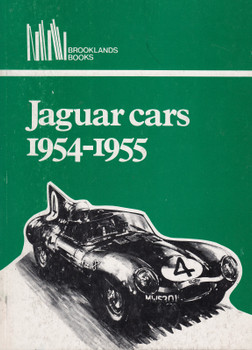 Jaguar Cars 1954-1955 Road Tests (002O5KD06)